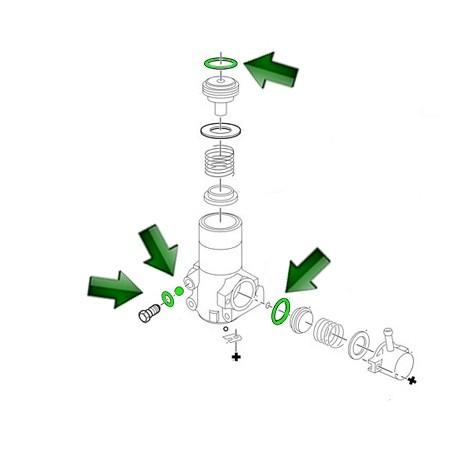 Kit de joints - Conjoncteur / disjoncteur