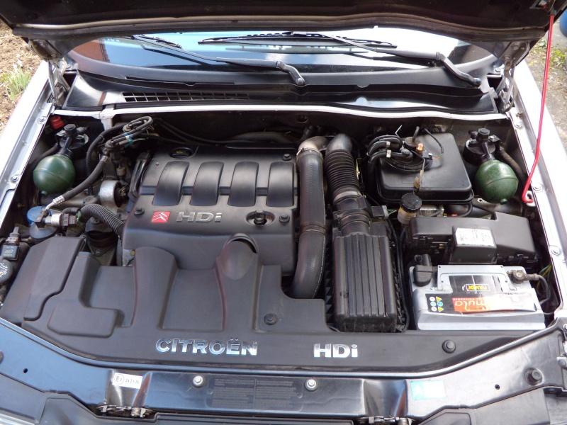 Un moteur HDi 110 dans une Xantia